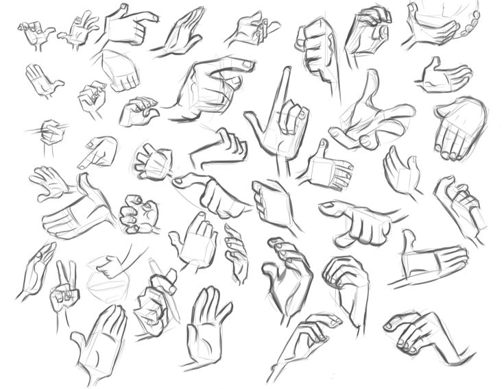735x568 42 Best Hands Amp Feet Images On Drawing Tutorials