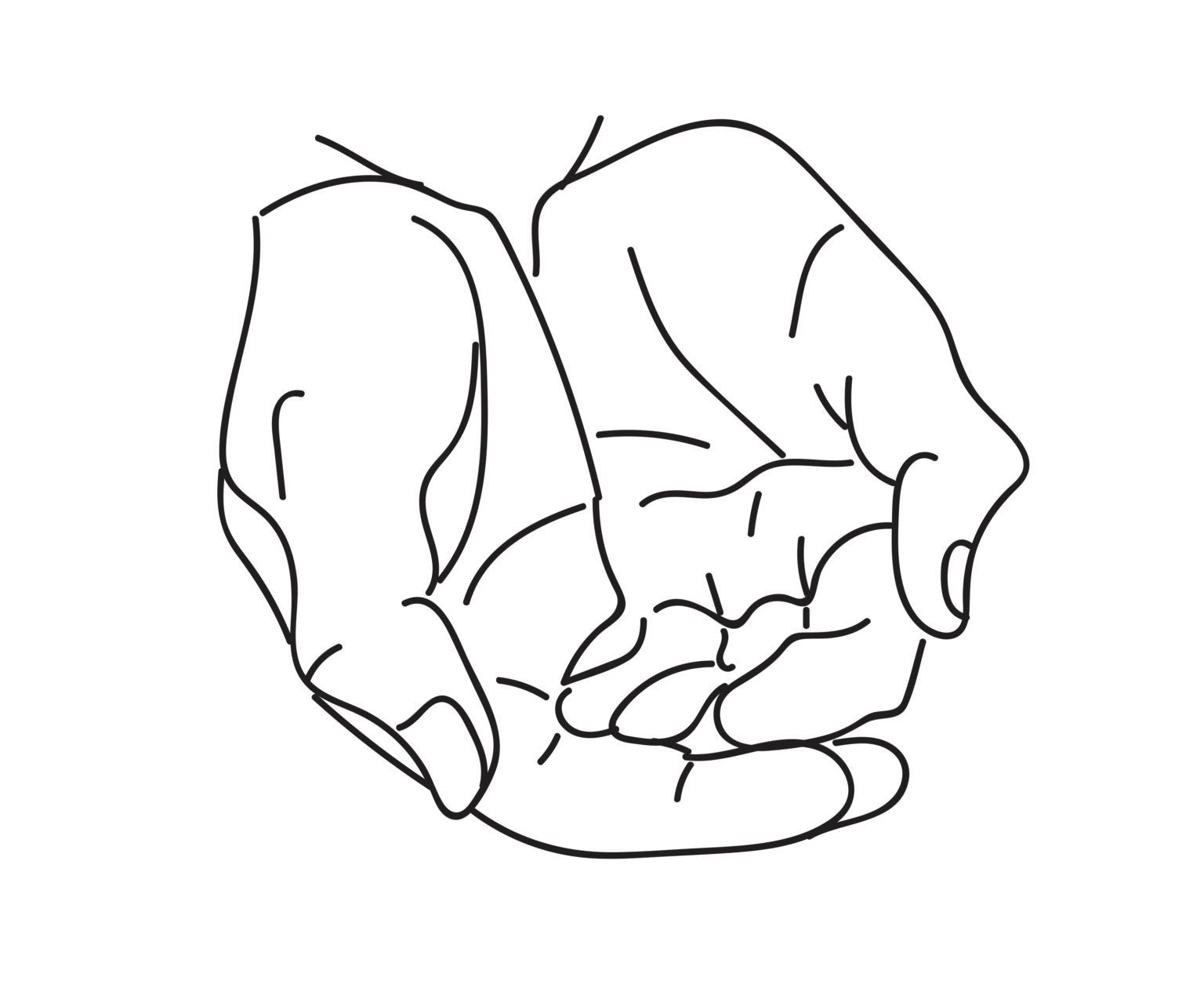 1536x1274 Hands Drawing