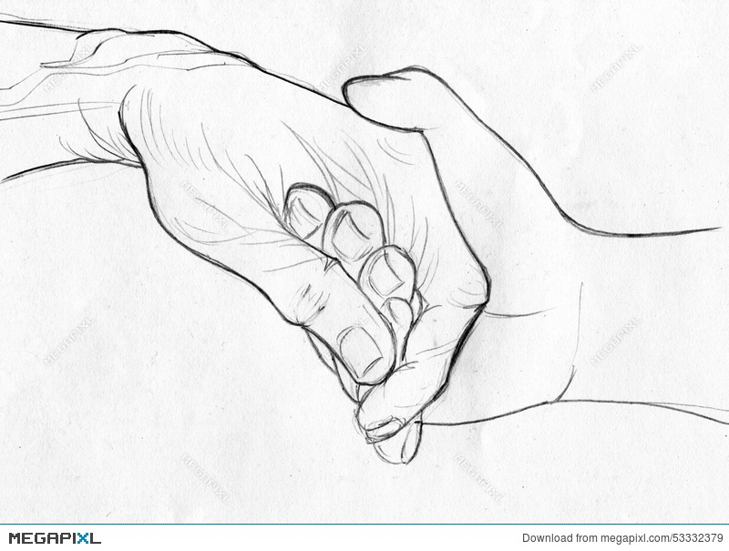 800x605 Holding Elderly Hand