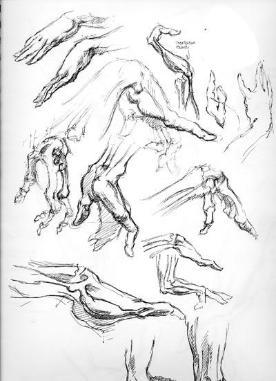 400x551 Art Hundreds Of Smelly Hands And Dozens Of Stinky