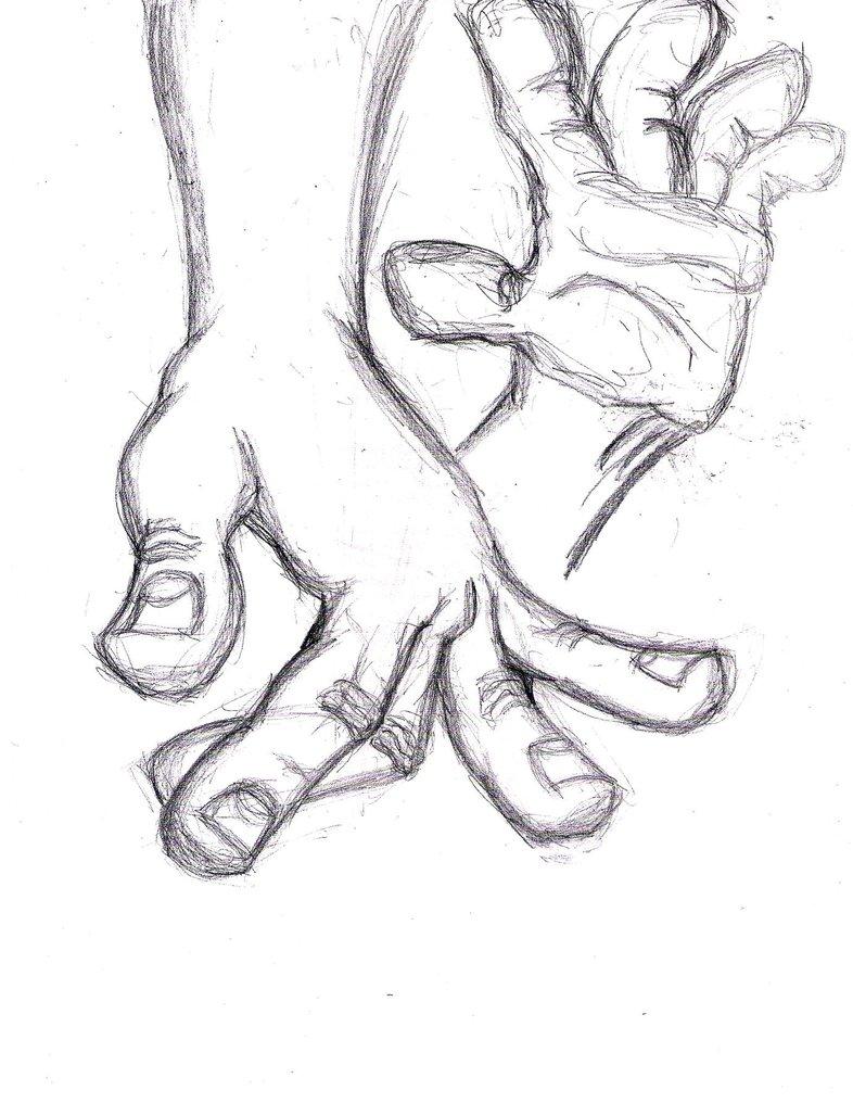 786x1016 Hands By Armenian Cartoonist