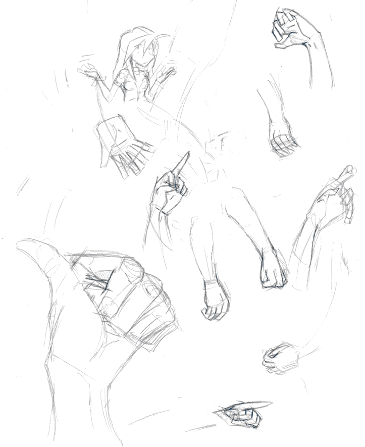 723x885 Daily Sketch 149 Fucking Hate Drawing Hands By Reluctantzombie