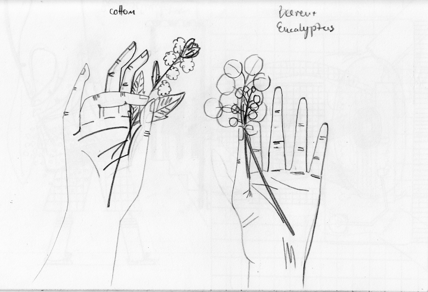 Hands For Drawing
