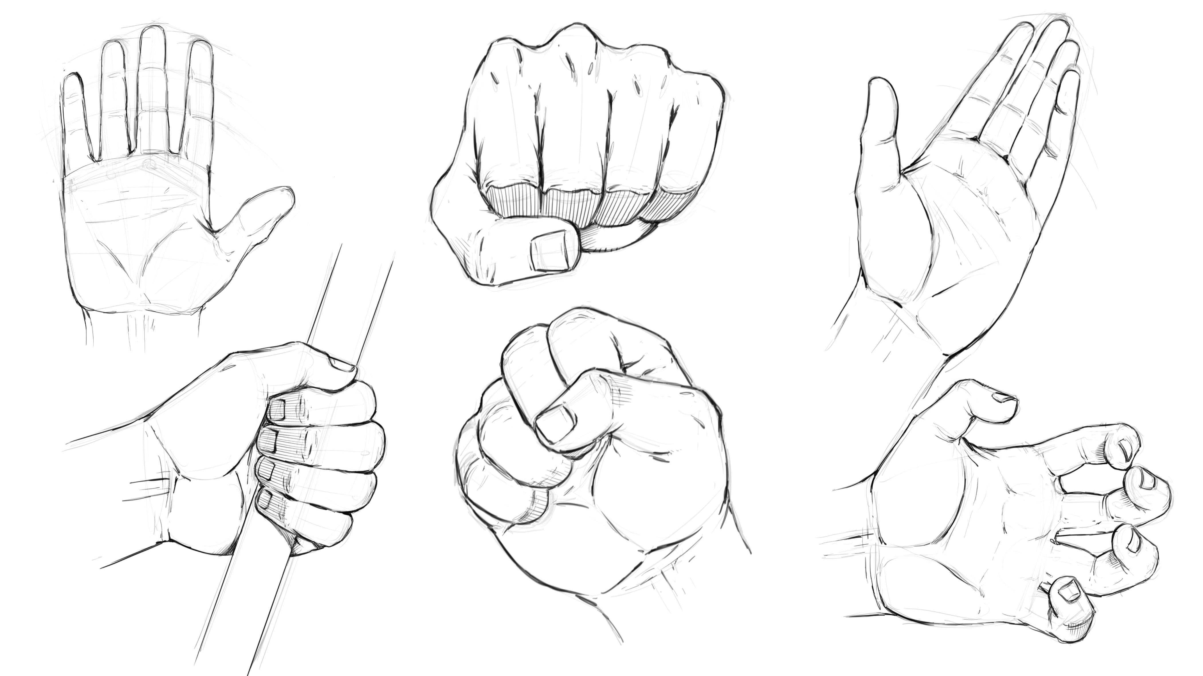 4199x2362 Photos Hand Poses To Draw,