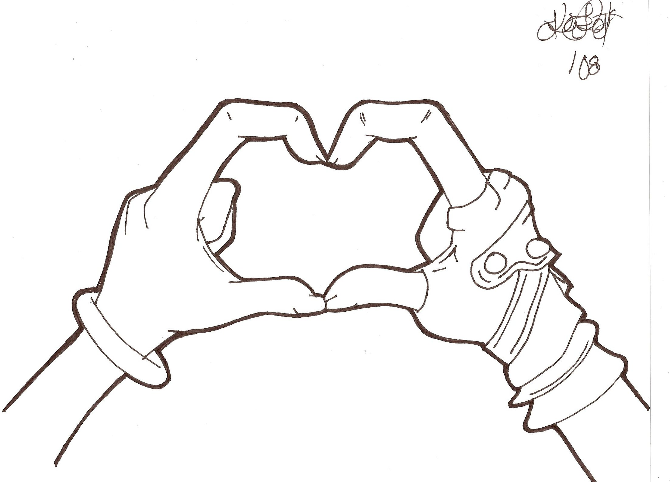 2203x1587 Heart Of Hands By Musable