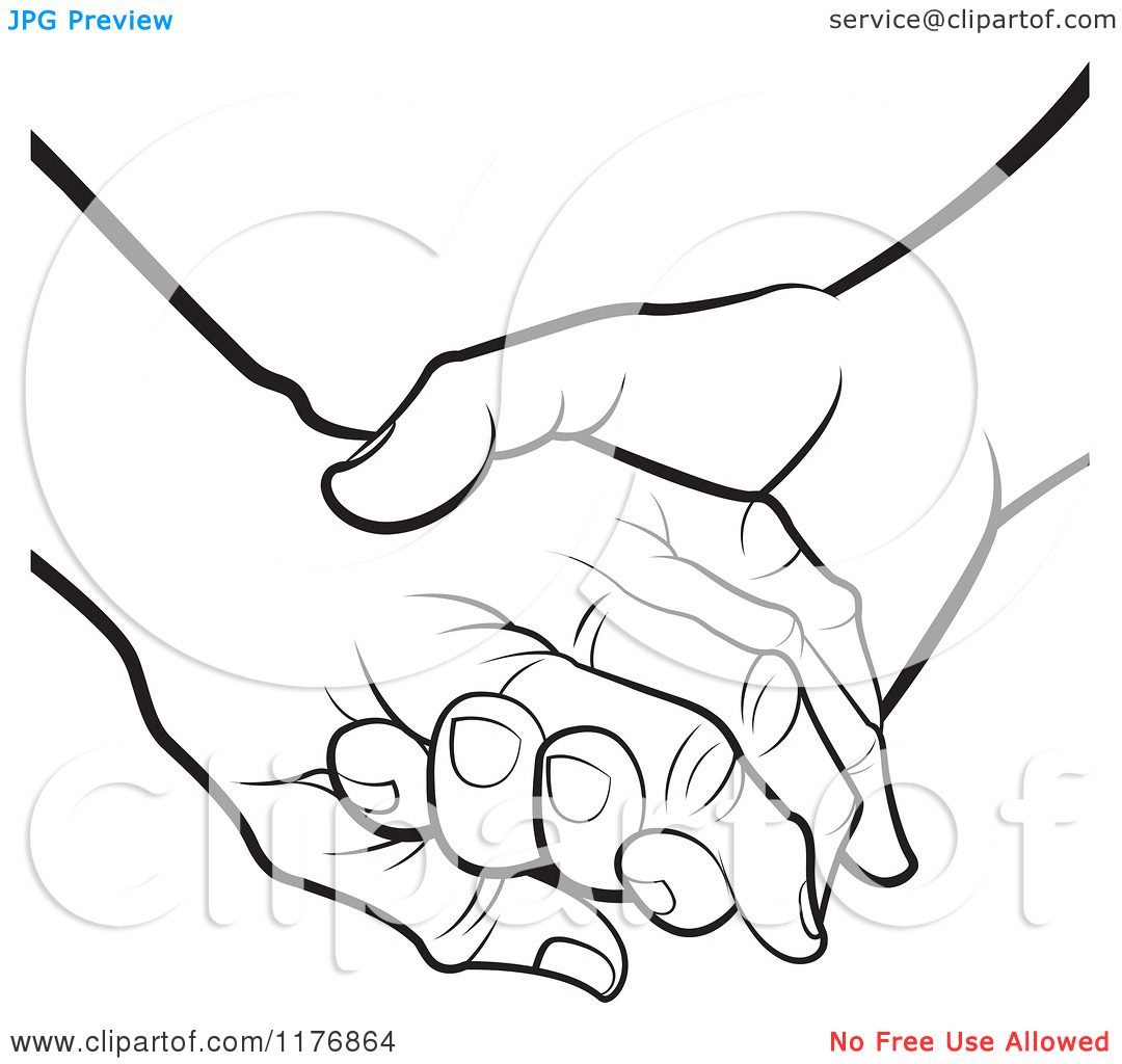 1080x1024 Hand Holding Hand Clipart