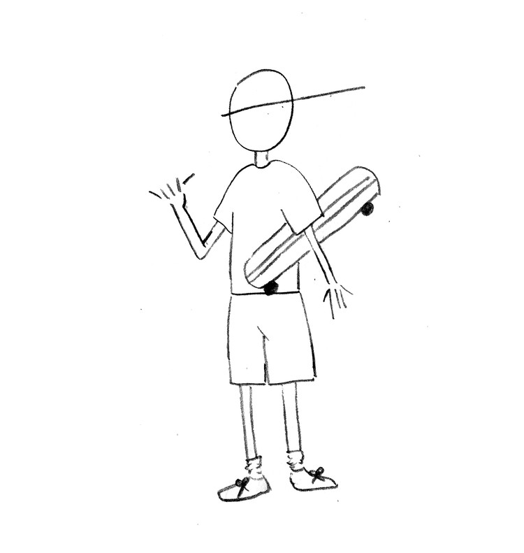 750x791 What The Way You Sketch Scale Figures Says About You Archdaily