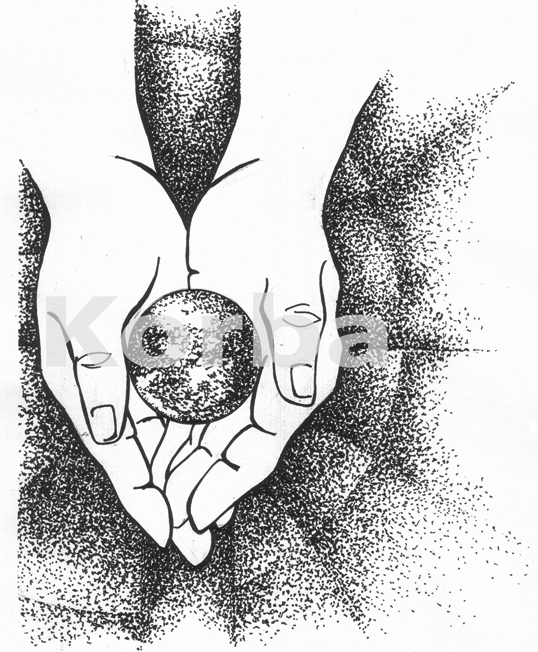 538x652 7 Best Images Of Drawing Of Hands Holding The World