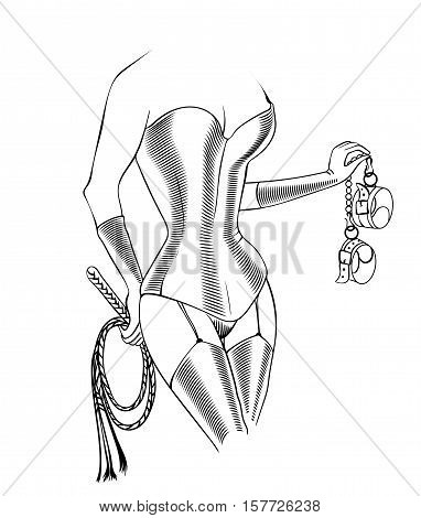 Bondage ideas drawings anal sex