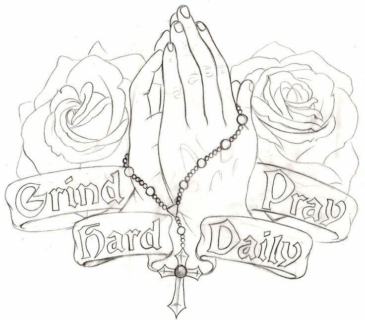 736x646 Drawn Tattoo Hand Drawing
