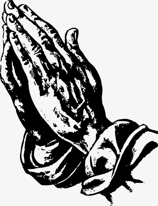 553x720 Prayer Hand, Pray, Namaste, Cartoon Hand Drawing Png Image