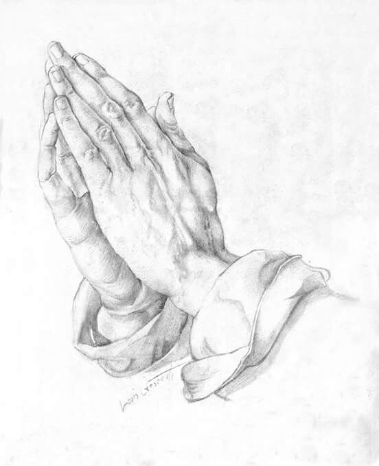 552x679 The Best Prayer Hands Drawing Ideas On Bible