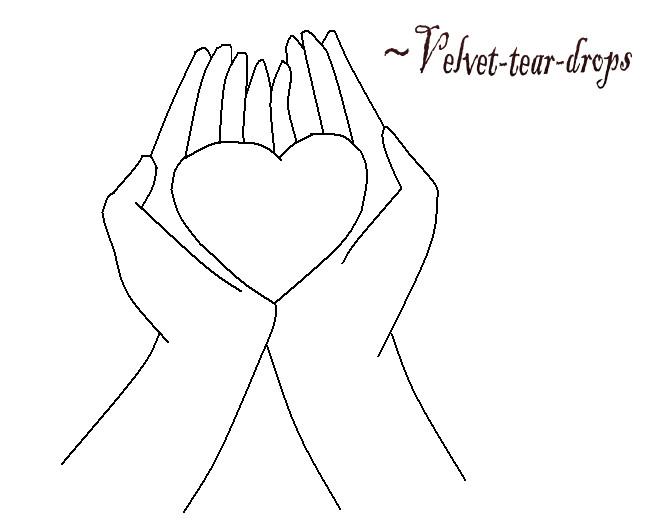 659x523 Heart In My Hands