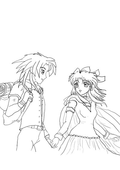 400x566 Holding Hands Line Drawing By Keko Illustrations