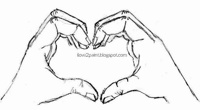 640x354 Ayala Art. Ilove2paint Love! 2 Hands Today