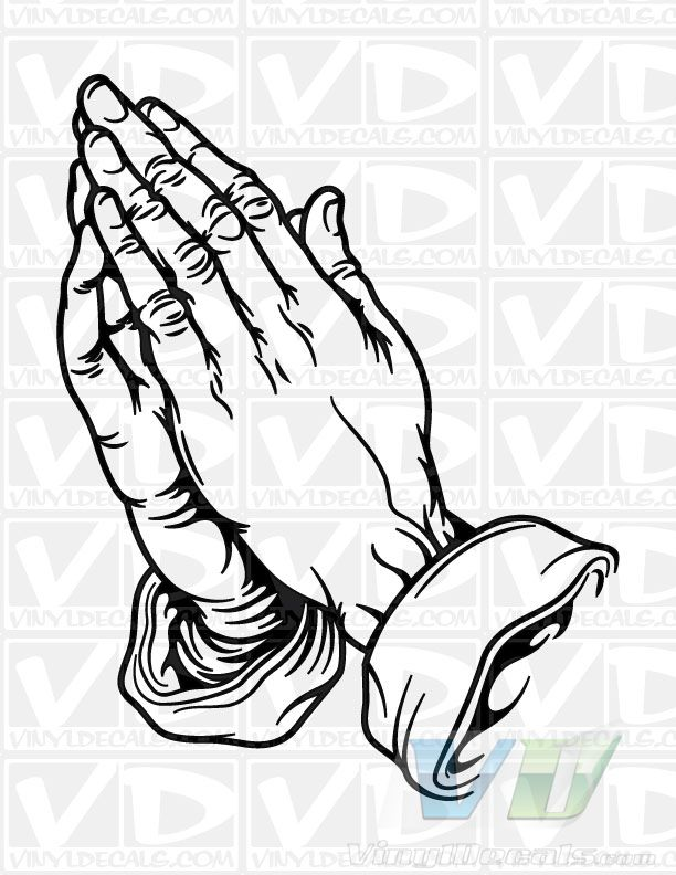 612x792 Epic Praying Hands Tattoos Designs 99 With Additional Skull