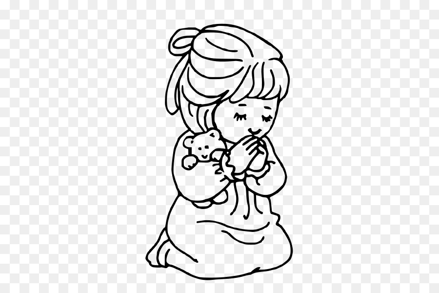 900x600 Praying Hands Prayer Child Clip Art