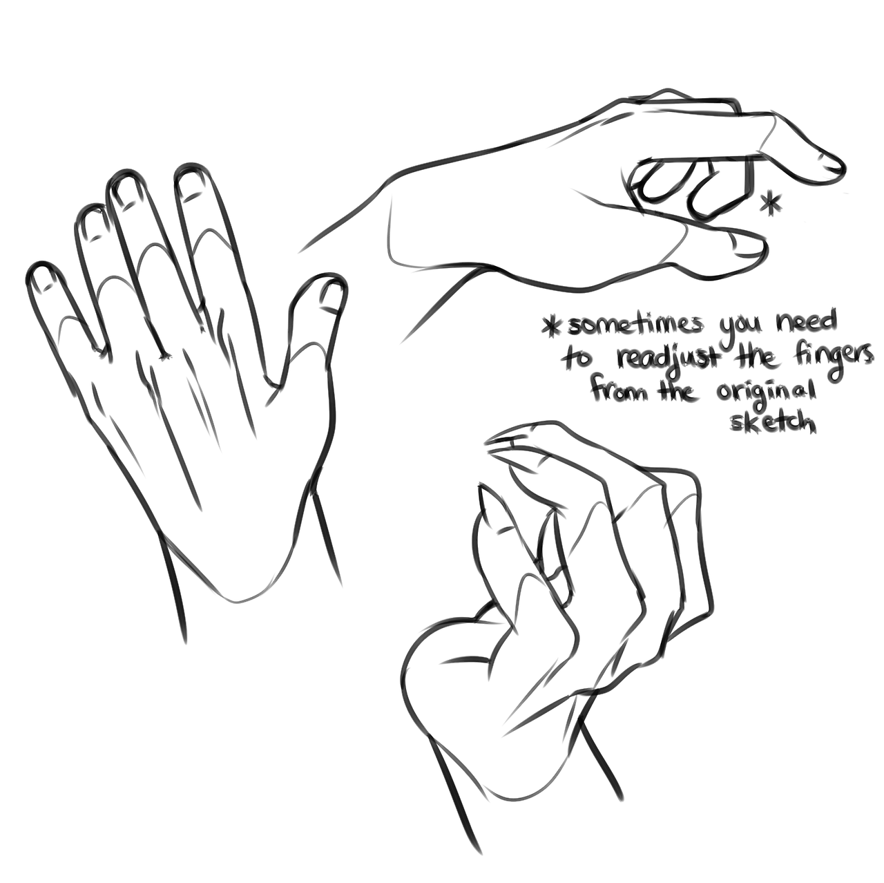 1280x1278 Hand Ref Hashtag Images On Tumblr