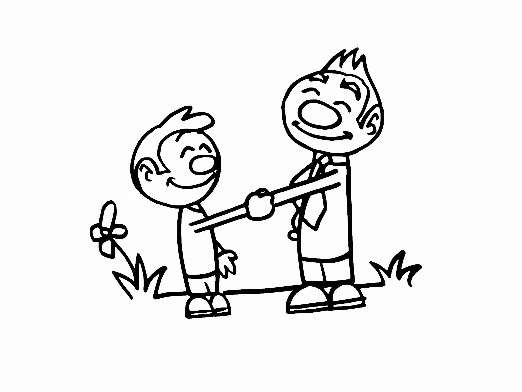 2048x1536 Greeting Handshake Clipart