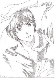215x300 Handsome Men Drawings