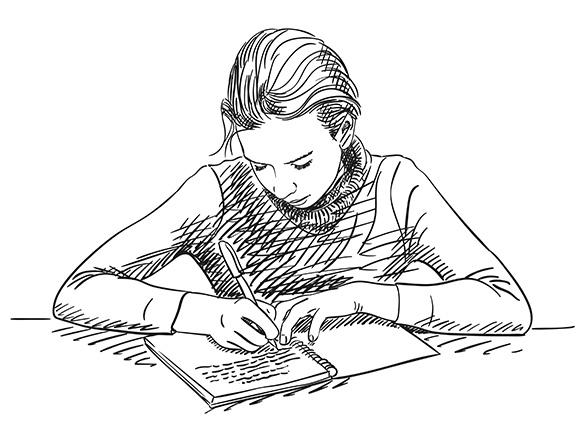 582x424 The Benefits Of Handwriting Success
