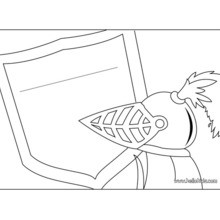 220x220 Door Hanger Coloring Pages