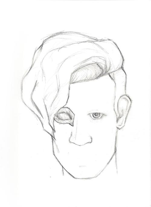 500x688 Drawing Matt Smith