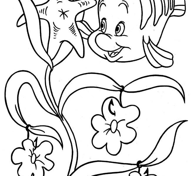 660x600 Free Printable Drawings Coloring Page