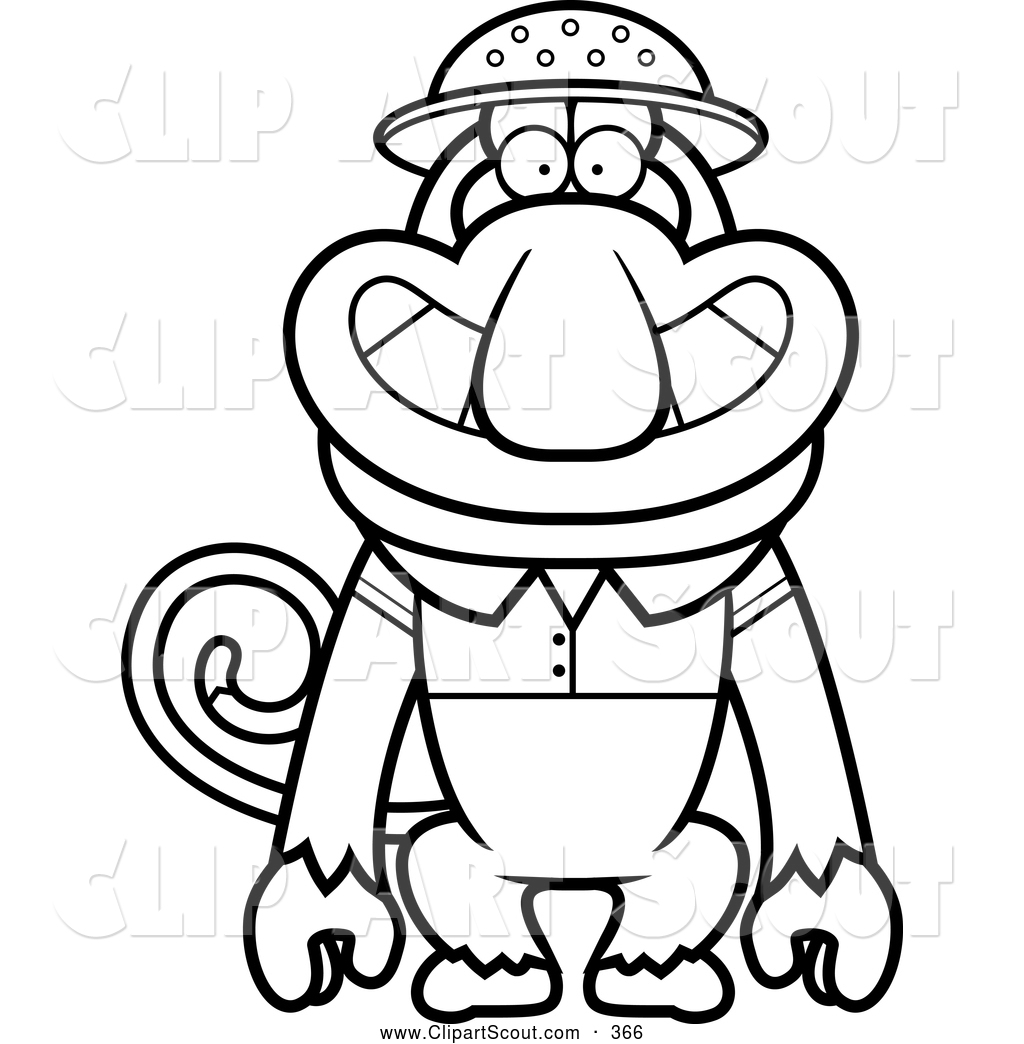 1024x1044 Collection Of Monkey With Bananas And Hanging A Branch Tattoo