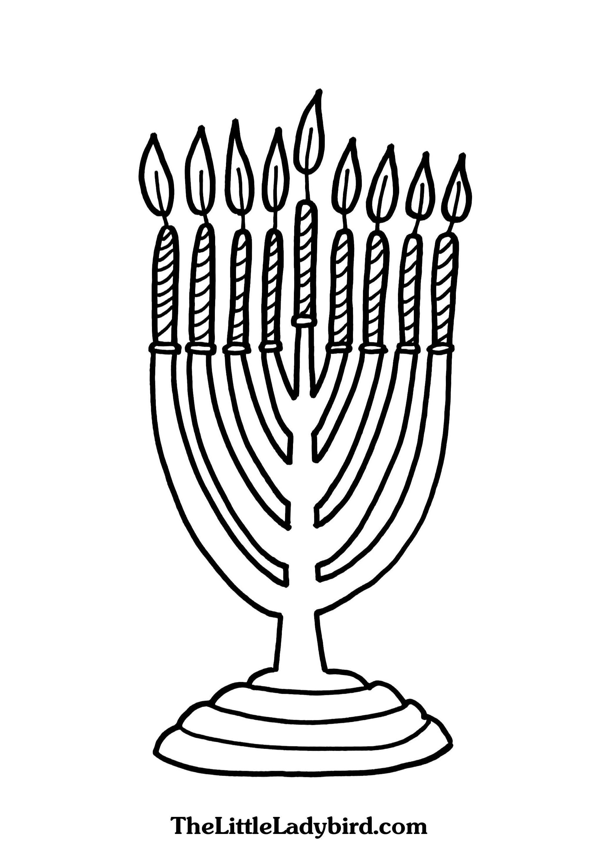 Schön Hanukkah Malvorlagen Fotos - Entry Level Resume Vorlagen ...