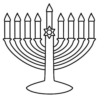 400x400 Hanukkah