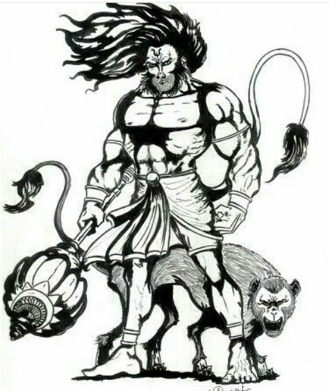 480x569 Pin By Akshay On Wallpaper Hanuman, Jai Hanuman