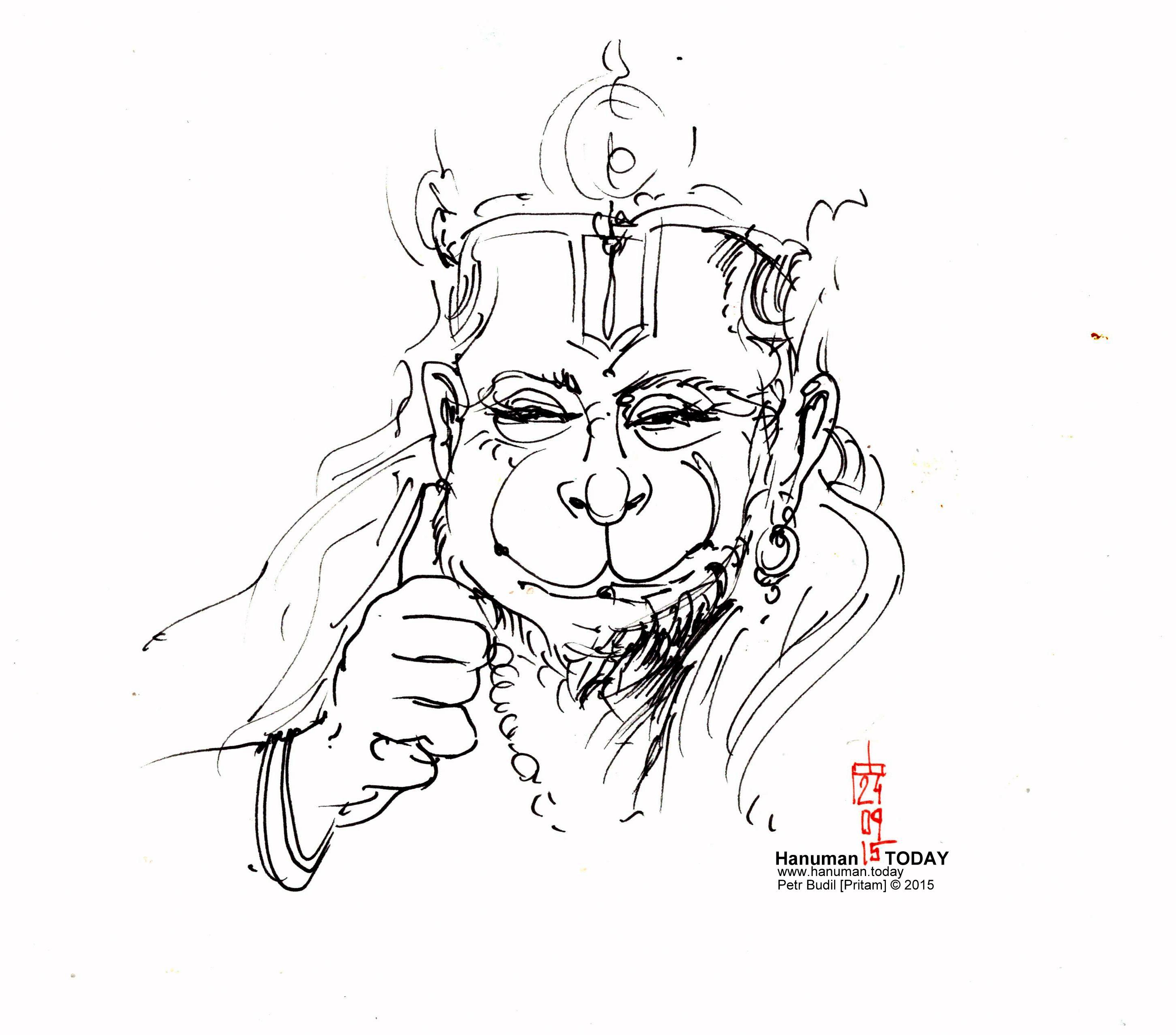 2899x2552 Thursday, September 24, 2015 Hanuman Today