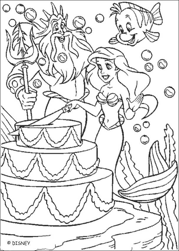 607x850 Happy Birthday Cards To Color443196