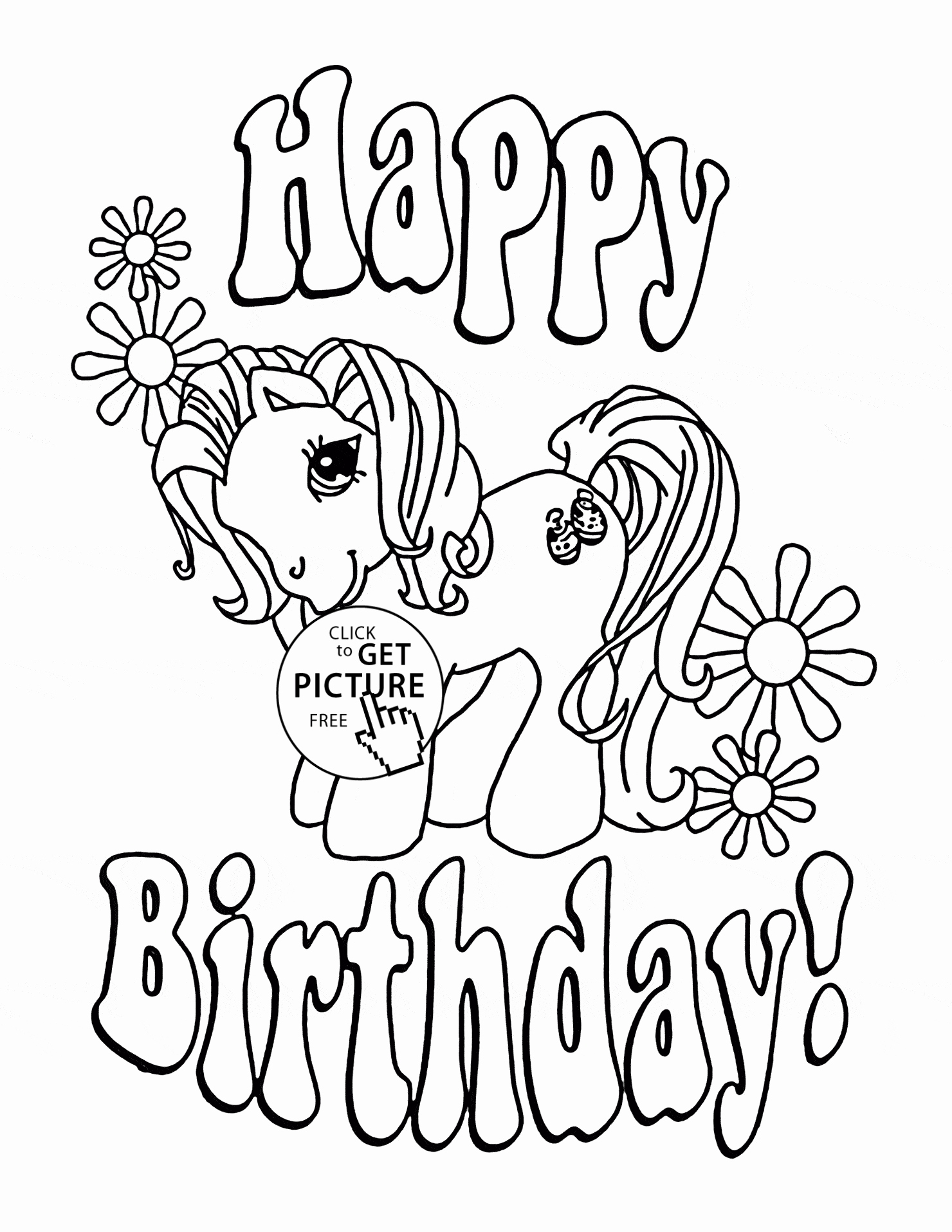 1480x1915 Unique Happy Birthday Printable Cards Templates Design