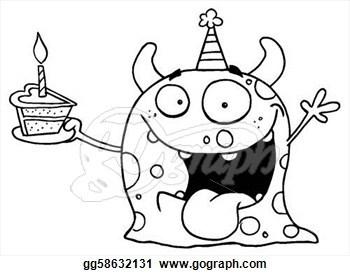 350x276 Birthday Drawing Easy