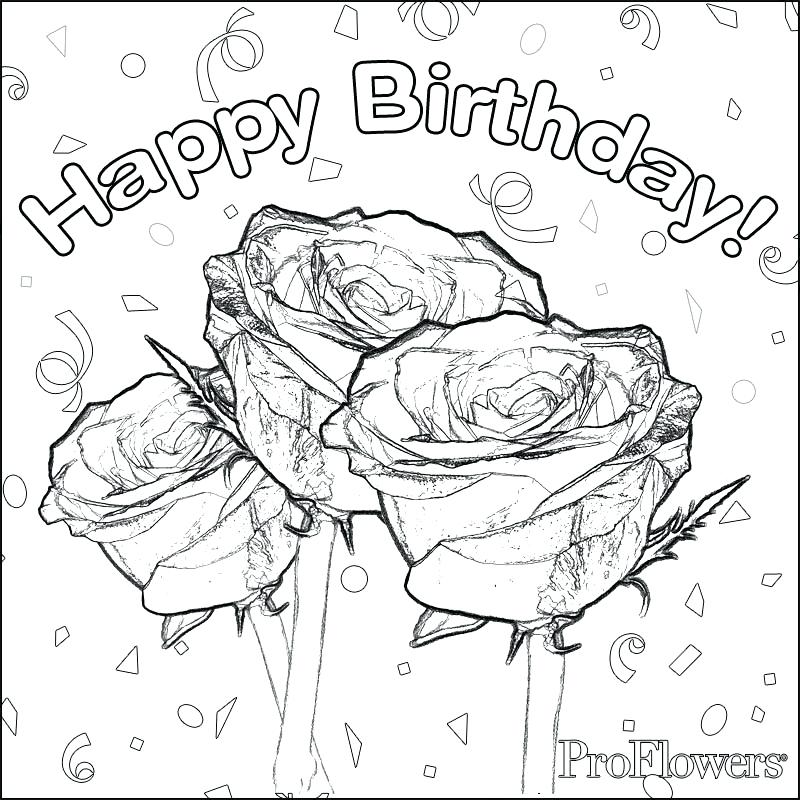 800x800 Happy Birthday Mommy Coloring Pages Perfect Mom Coloring Pages