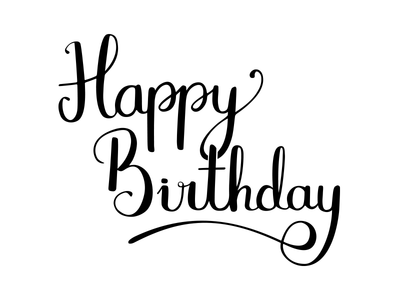 Happy Birthday Fonts ~ Happy birthday drawing designs at getdrawings.com free for