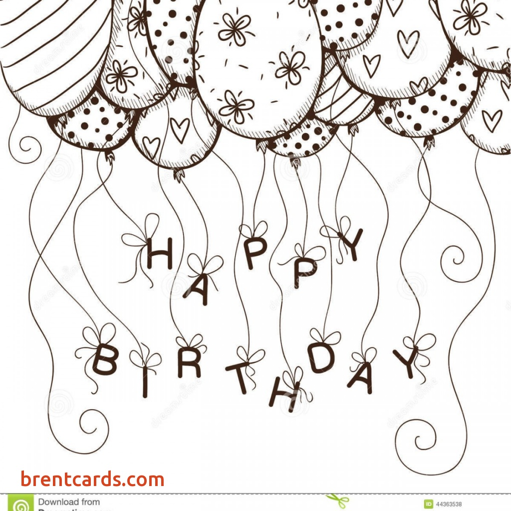 1024x1024 Birthday Card Borders Free Card Design Ideas