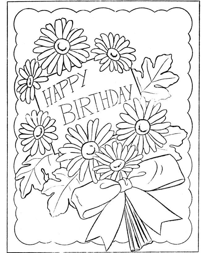 670x820 Kids Birthday Card Printables
