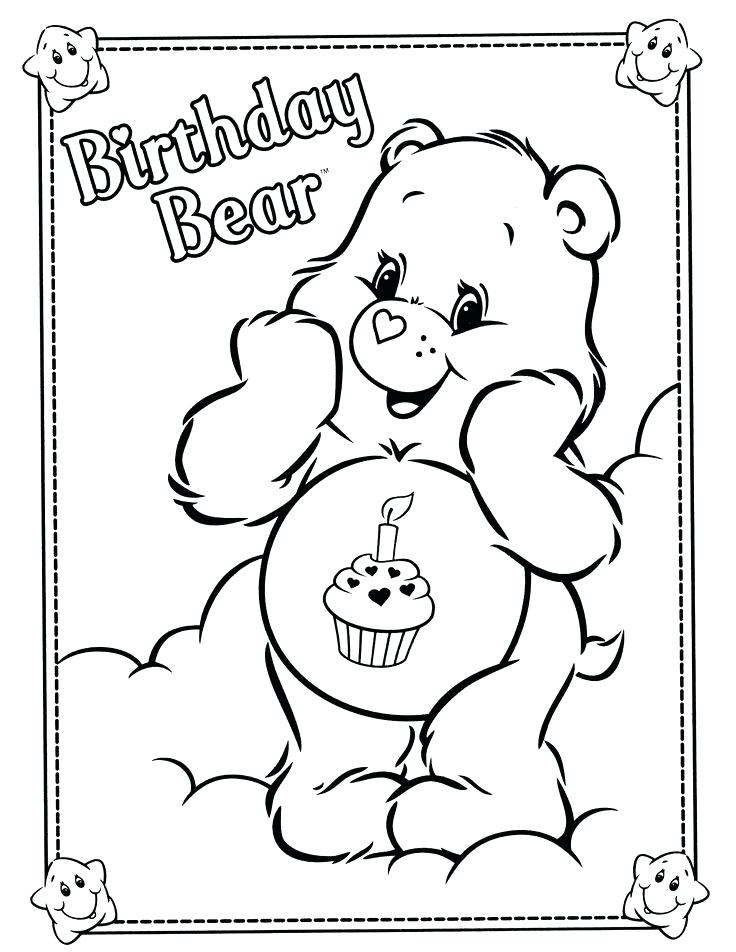 736x952 Birthday Drawings Ideas Decorations To Draw Happy Theme With Cake