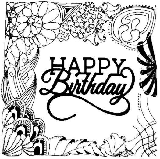Happy Birthday Drawing Images at GetDrawingscom Free for personal