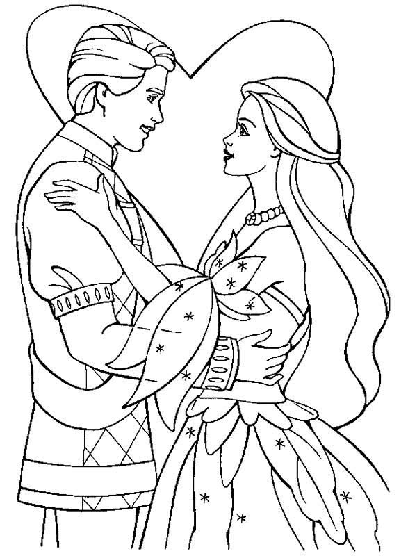 600x800 Happy Couple Their Wedding Day Coloring Page Happy Couple