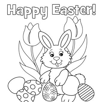 340x340 Happy Easter,