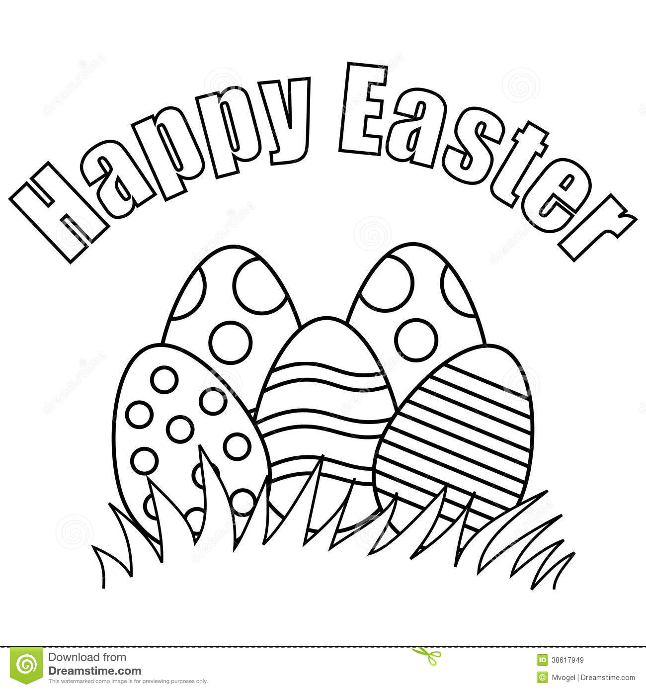 1300x1390 Happy Easter Black And White Clipart