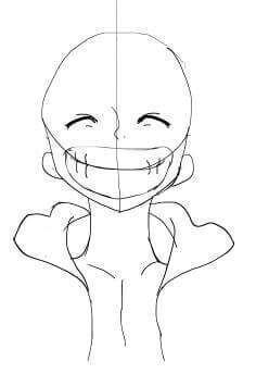 236x355 Drawing Tutorial Monkey D. Luffy One Piece Amino