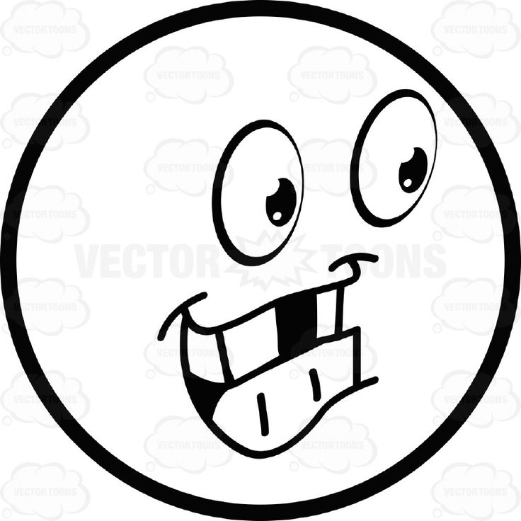 736x736 Drawn Smiley Smile Emoticon