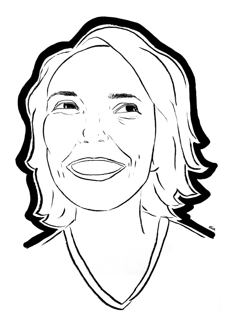800x1103 This Is My Happy Face. Ana Isabel Ramos Illustration + Design