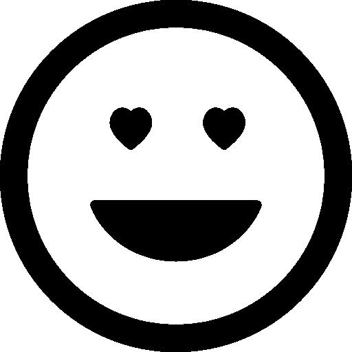 512x512 Drawn Smiley Happy Face
