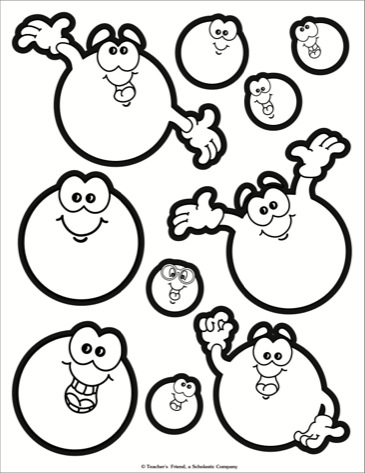 365x473 Smiley Faces Coloring Page Free Download
